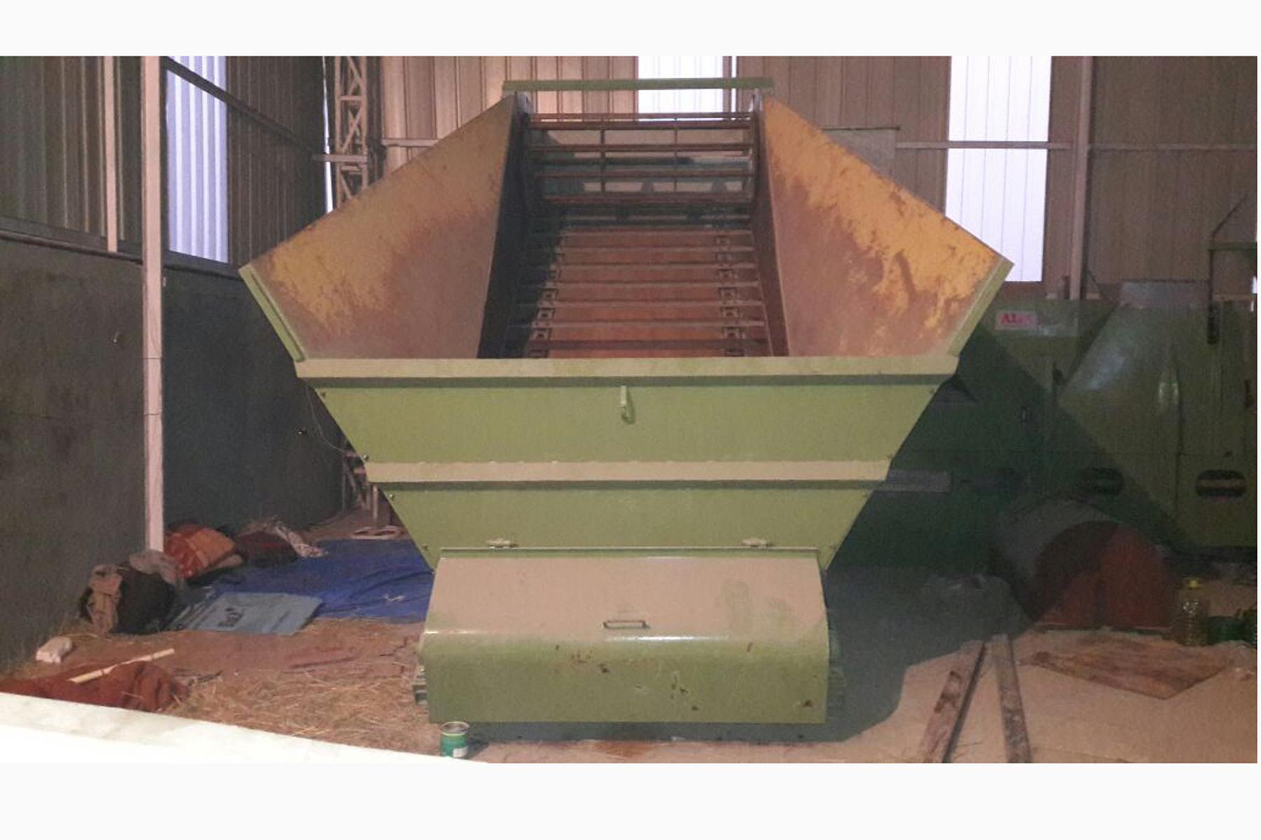Compost Block Making Machine