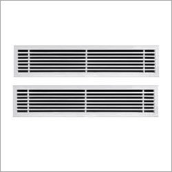 Fixed Linear Bar Grilles