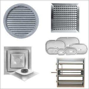 Commercial AC Grilles