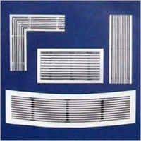 Aluminium AC Grills Manufacturers