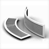 Linear Slot Diffuser Selection Titus HVAC Grilles