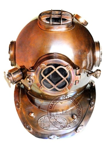 Antique Mark V Diving Helmet