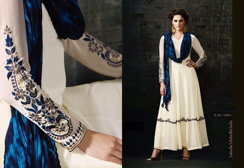 Buy Embroidered Anarkali Suit Online