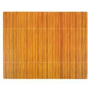 Bamboo Placemat Back Material: Rubber Tpr