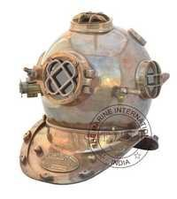 Antique Diving Helmet Mark V