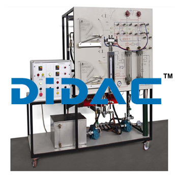 Heat Exchange Study Unit