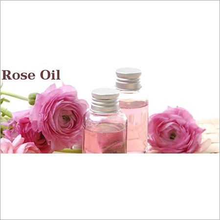 Organic Rose Oil