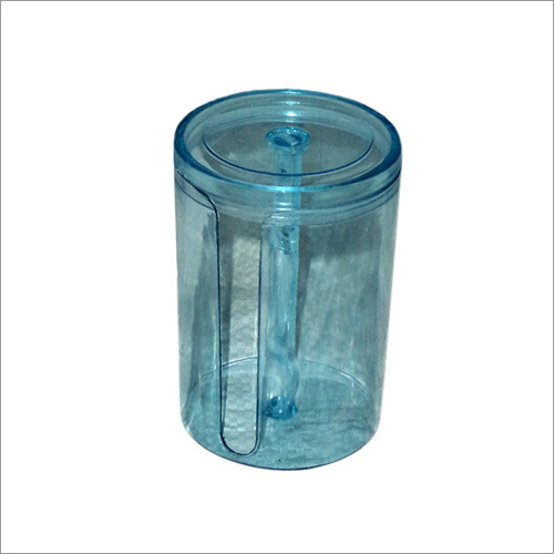 Round Plastic Packaging Box