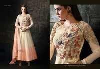 Buy Designer Net Anarkali Suit Online