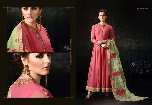 Shop Designer Floor Length Suit Online