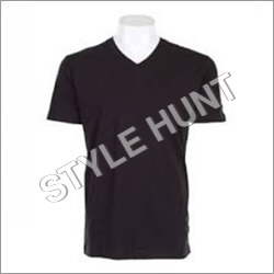 Fancy V Neck T Shirt