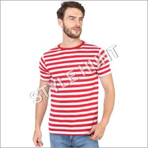 Plain Round Neck T Shirt