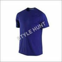 Cotton Round Neck T Shirt