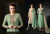 Shop Long Koti Style Suit Online