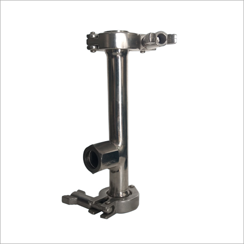 Flow Meter with TC Clamp