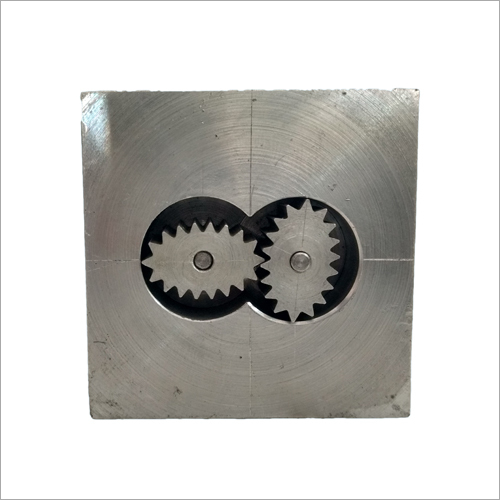Industrial Oval Gears Body