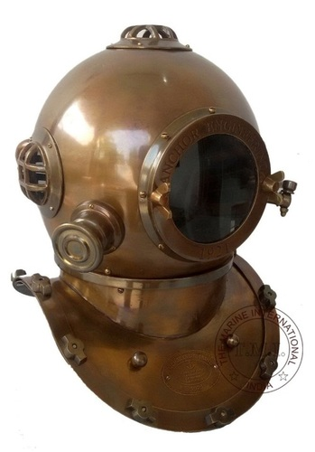 Germany Anchor Engineering Diving Helmet