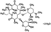 Erythromycin A dihydrate