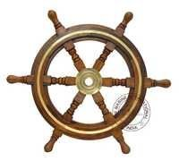 Decorative Ship Steering Wheel