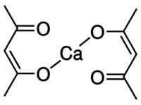 Calcium Acetylacetonate 19372-44-2
