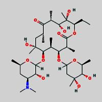 Erythromycin C