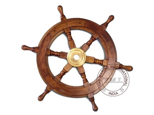 Nautical Ship Wheel