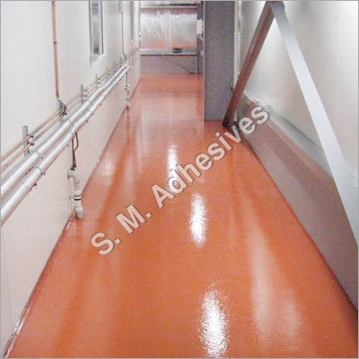 Water Based Epoxy Floor Coating