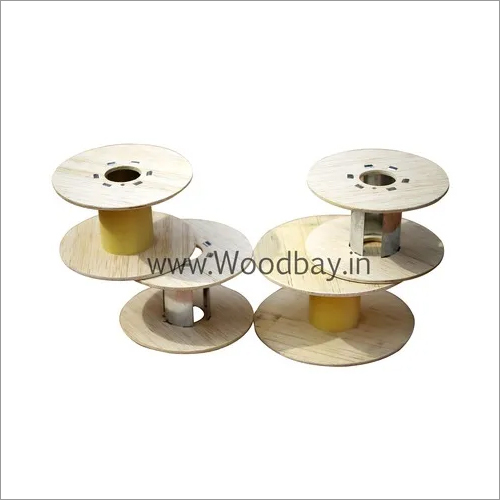 Plywood Cable Reels