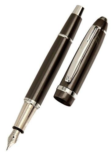 FULL GUN METAL INK PEN