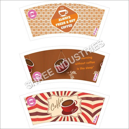 Paper Drinking Cup Raw Material