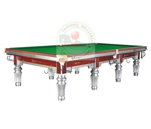 Wooden Billiards Table