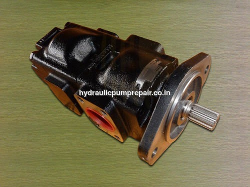 jcb hydraulic pump repair