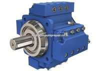 poclain hydraulic pump repair