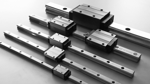 Linear Guide Railings