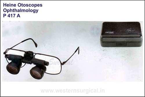 Heine Otoscopes(Binocular Loupes)