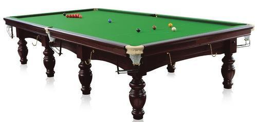 Marble Billiards Table