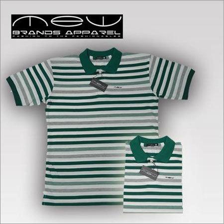 Designer Half Sleeves T-Shirts