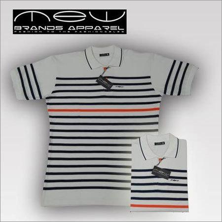 Gents Half Sleeve T-Shirts