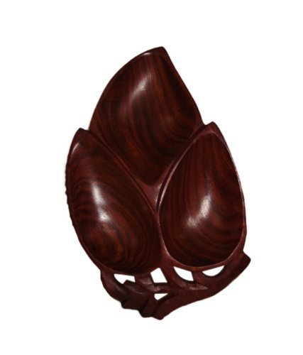 Desi Karigar  Dry Fruit Tray Trey Home Decor Kitchen Dinning Table Serving Fruits Gift Office