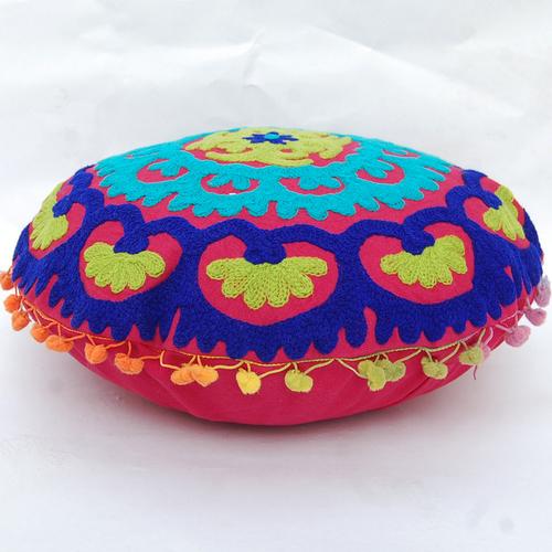 Suzani cushion cover Decorative Bedding Pillow