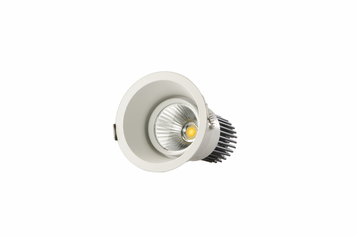 NEW ROUND COB DOWNLIGHT, Watt-15