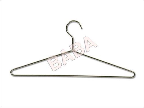 Velvet And Metal Hangers