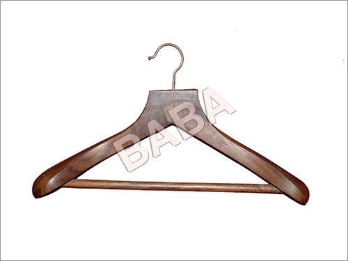 Natural Wooden Coat, Suit Hangers