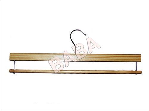 Natural Wooden Throw Hangers