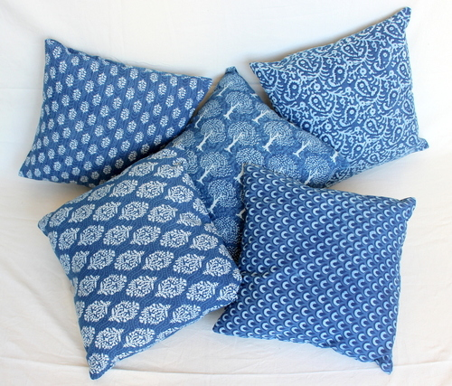 Home Decor cushion cover pillow sham car cushion cover  hand printed pillow case
