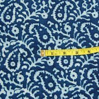 Sanganeri Hand Block Print Fabric 5 Meter Pure Cotton Fabric