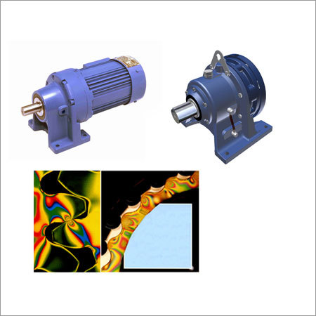 CYCLO GEARED MOTORS