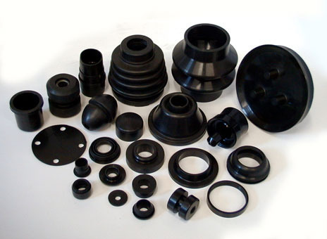 Rubber Moulded Items