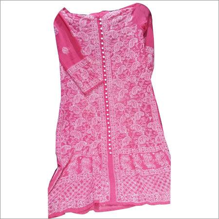 Fancy Kurtis - Pink