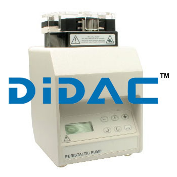 Three Peristaltic Pump